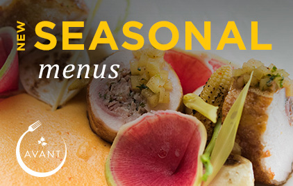 New Seasonal Menus