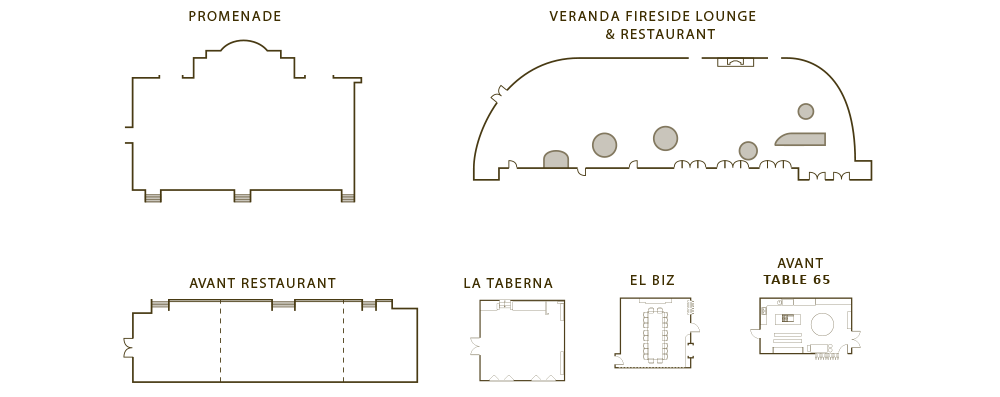 Multiple Floorplans