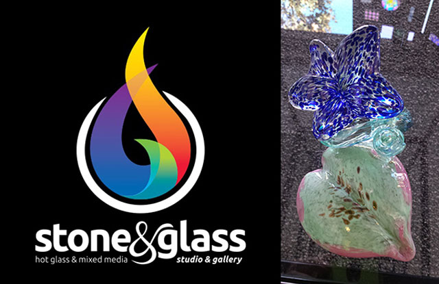 Stone & Glass | Glass Blowing Studio