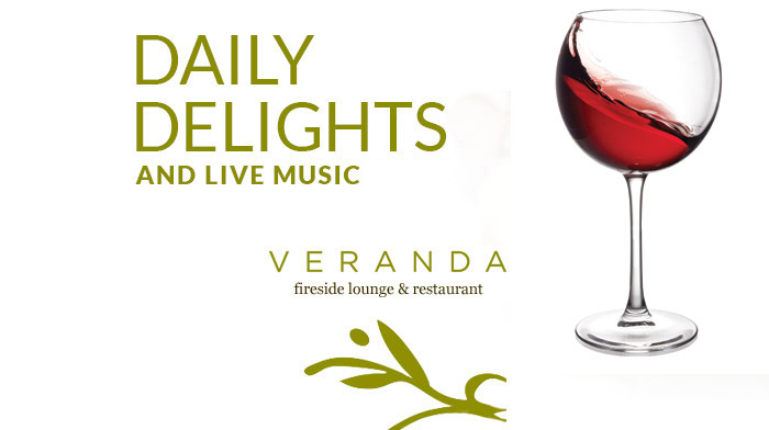 Veranda Daily Delights