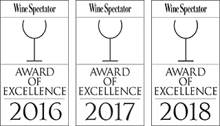 Wine Spectator Awards of Excellence